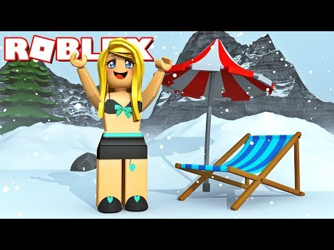 MEIN OUTFIT BEI -18°C IM WINTER! ✿ Roblox FASHION FAMOUS [Deutsch/HD]