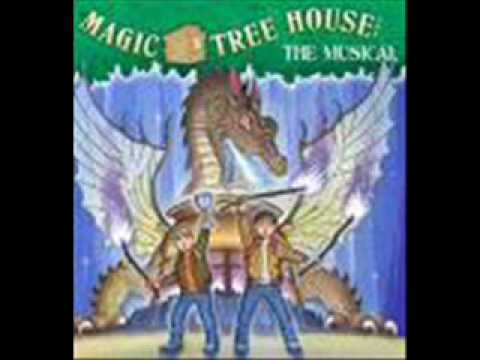 Magic Tree House The Musical- ''What will I do without you?