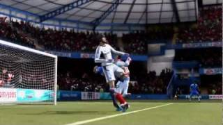 FIFA 12 - 3DS   iPad   iPhone   PC   PS2   PS3   PSP   Wii   Xbox 360 - video game trailer #10 HD