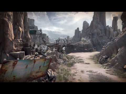 RAGE: QuakeCon 2009 Trailer - YouTube