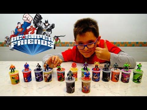 DC SUPER FRIENDS - Leo Toys