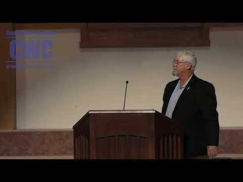 Video from CWC Public Meeting on Septic Tanks