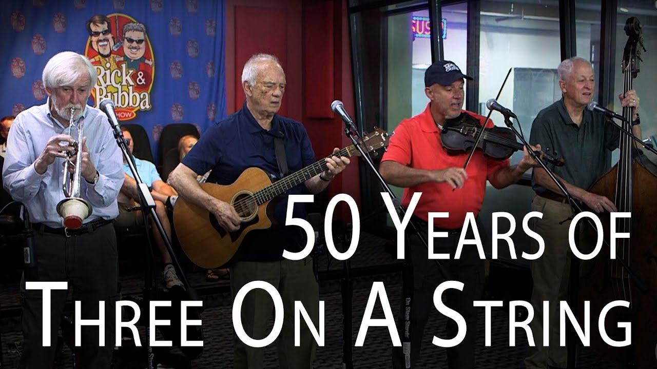 """50 Years of """"Three On A String"""""""