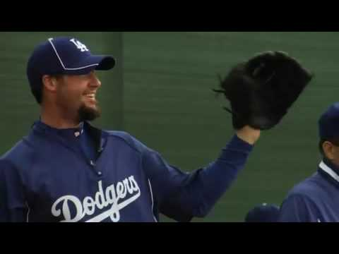 Eric Gagne's Back With DODGERS!!!!!!!!!!!!(HD)