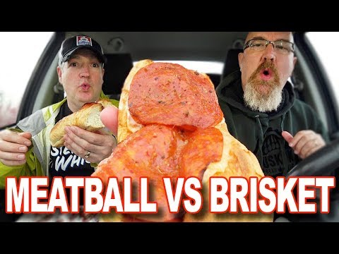 🔥 FIREHOUSE SUBS 🔥 MEATBALL VS BRISKET 🔥