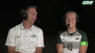 Grizzly of the Day: Stina Andersson vs St. Thomas (Fla.)