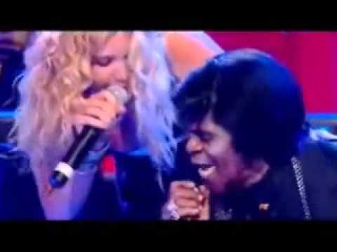 Joss Stone & James Brown - Man's World Live