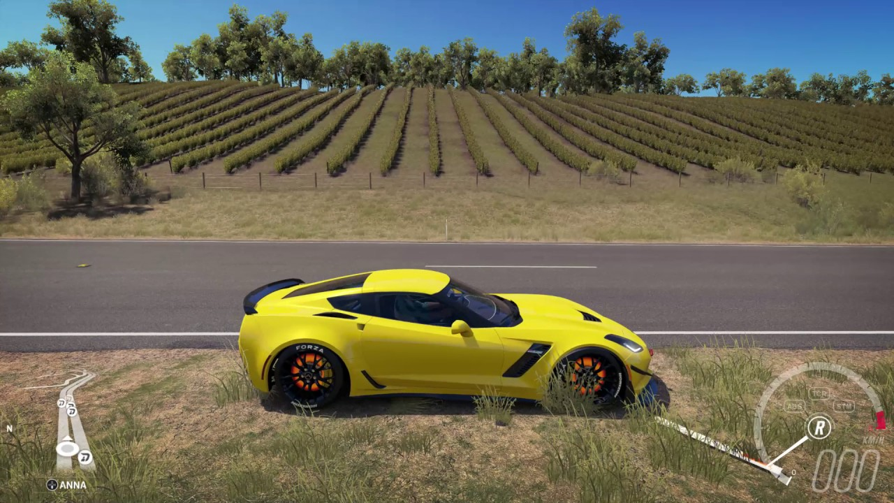forza horizon 3 tuning 2015 chevrolet corvette z06 top speed youtube. Black Bedroom Furniture Sets. Home Design Ideas