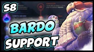 BARDO S8 SUPPORT | CÓMO JUGAR CON BARDO | (GUÍA - MEJORES RUNAS Y BUILD) | GAMEPLAY