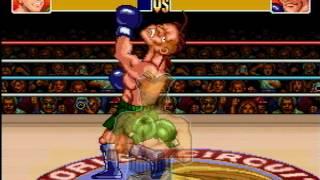 Super Punch-out!! Pacifist Challenge Ix: Aran Ryan