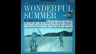 """Robin Ward – """"Wonderful Summer"""" (stereo) (Dot) 1963"""