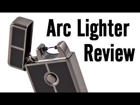 Tesla Coil Lighters USB Rechargeable Arc Lighter Review