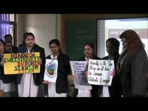 Posters Presentation - Unity in diversity