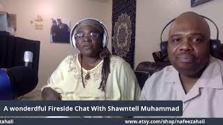 Interview With Sis Shawntell Muhammad Health and Wellness Coach and Columnist