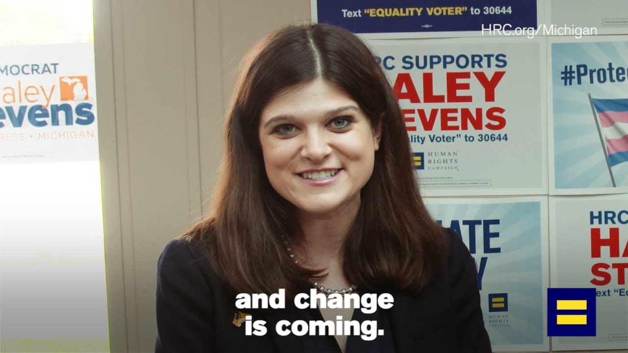 hrc is in michigan to elect haley stevens for congress youtube
