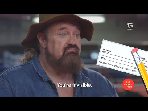 Pro-wrestler explains how to hide your cash in an offshore s