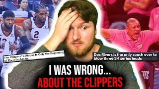 So I Was Completely Wrong About The LA Clippers... Now What?
