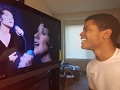 CELINE DION - I Can't Help Falling In Love With You Live (REACTION)