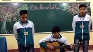 See you again (guitar cover) - 12A10 (13-16) THPT Bắc Đông Quan