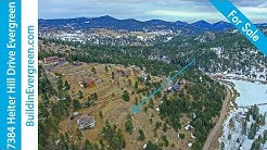 7384 Heiter Hill Drive Evergreen CO - land for sale