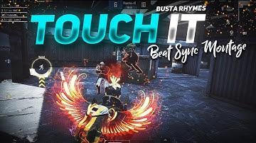 Touch It (Tiktok Remix 2021) Best Beat Sync Edit Pubg Mobile Montage | Busta Rhymes | 69 JOKER
