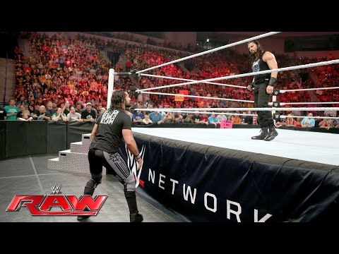 Roman Reigns wants Seth Rollins to prove he