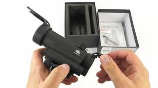 DI Optical RV1 Red Dot Sight review