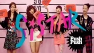 Sistar - Push Push Parody Compilation feat Various Celebs
