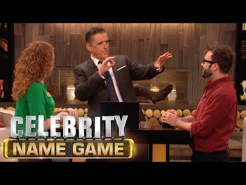 Craig Ferguson Gets Stoned With Willie Nelson - Celebrity Name Game