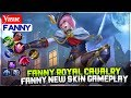 Fanny Royal Cavalry  Yasue Fanny  Top Global Fanny Mobile Legends