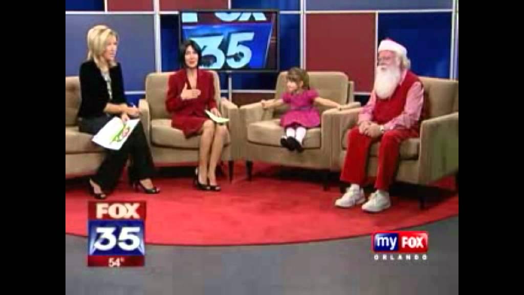 Kaitlyn Maher sings Where Are You Christmas ORLANDO 2008.avi - YouTube
