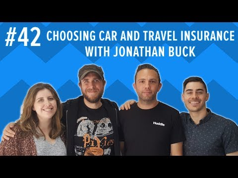 Money Podcast #42: How to choose the right car and travel insurance