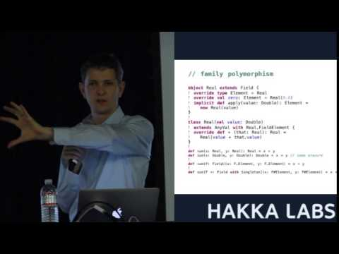 Scala Bay Tech Talk - Designing Abstract with Types by Chris Sachs
