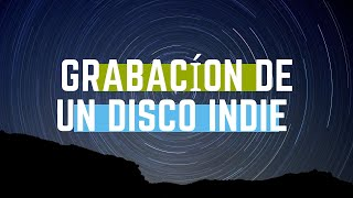 Grabación de Albúm Indie -Michelle Menacho