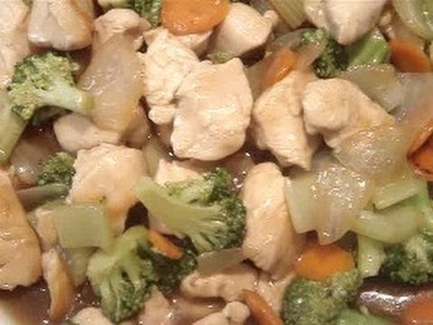 Chicken with mixed vegetables recipe youtube chicken with mixed vegetables recipe forumfinder Images