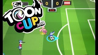 TOON CUP 2018 FOOTBALL GAME Android / iOS BEN 10 vs Teeny Titans and Gumball