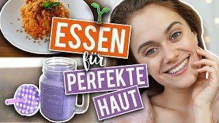 KEINE PICKEL & TROCKENE HAUT MEHR? - Das solltest du essen! | SNUKIEFUL