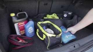 Assembling Your Emergency Car Kit