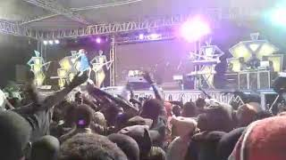 Tizama maajabu ya msanii B2K fiesta  njombe
