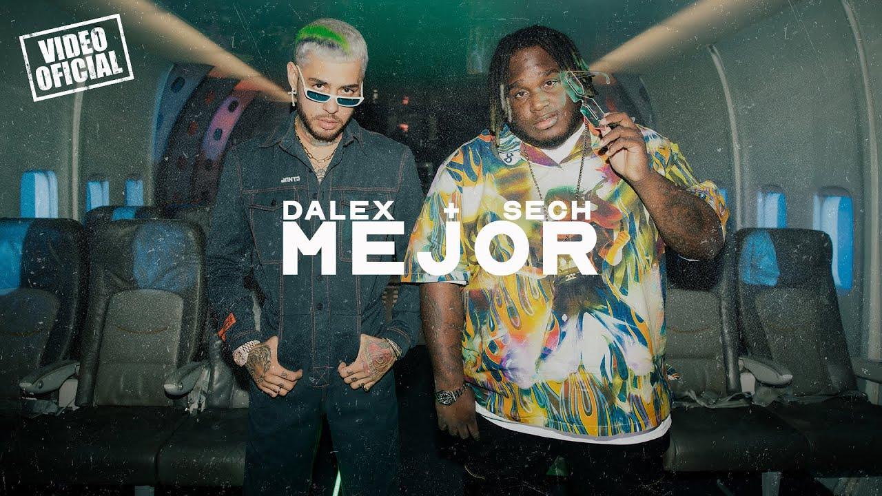 Download Dalex - Mejor ft. Sech (Video Oficial)