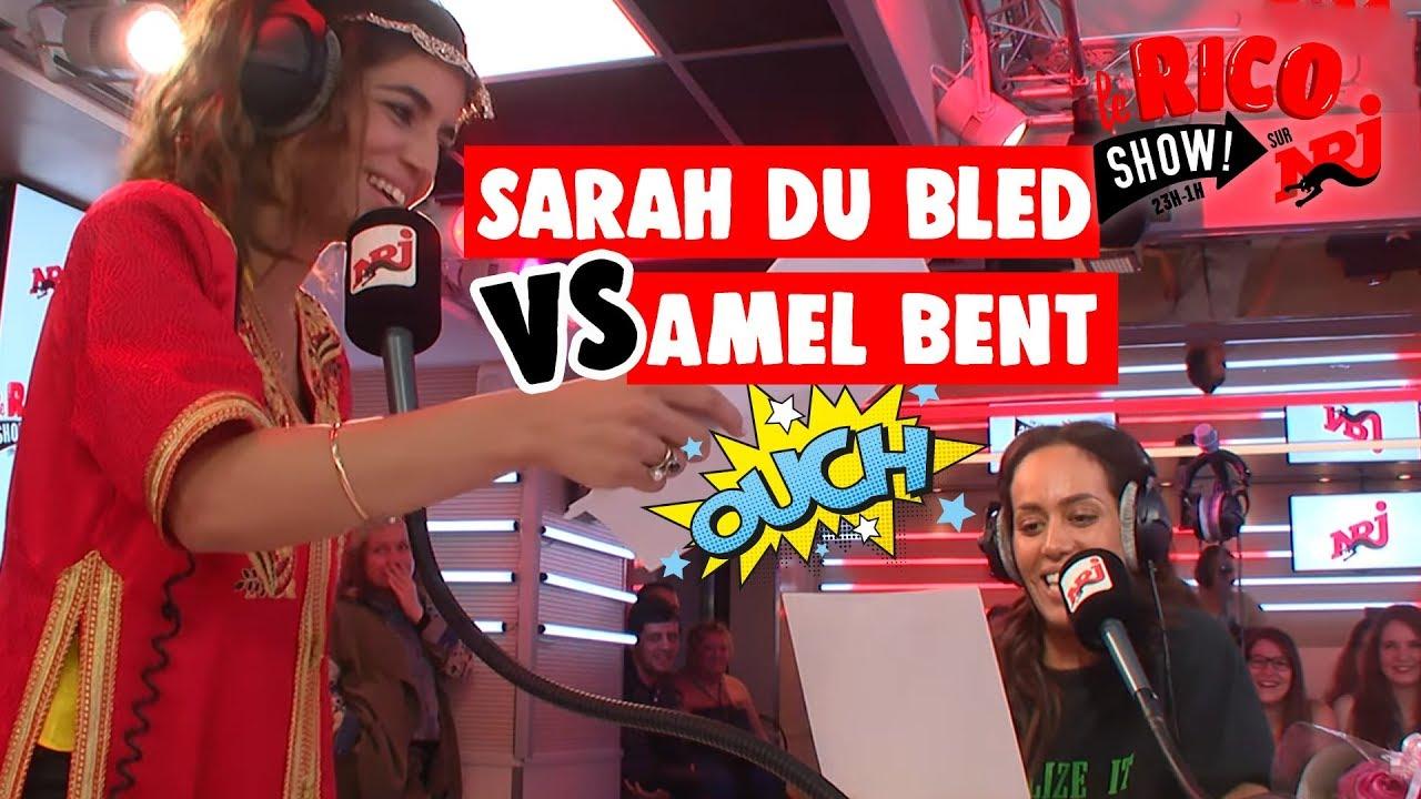 Sarah du Bled parodie Ma philosophie de Amel Bent - Le Rico Show sur NRJ