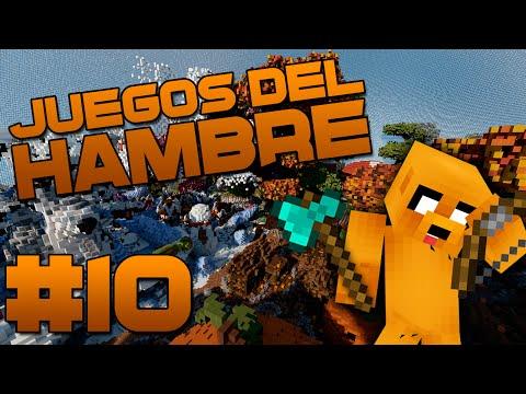 Juegos del Hambre #10 - ¡RETO DE MATAR A 10 PERSONAS En 360º! (Minecraft 1.9 Survival Games)