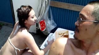 2010 葉山 一色海岸 バーベーキュー BBQ 海水浴 その① thumbnail