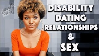 Online Dating Tips for People w/ Disabilities Pt. 1 [CC] || Sitting Pretty
