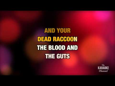 "Dead Skunk in the Style of ""Loudon Wainwright III"" with lyrics (with lead vocal)"