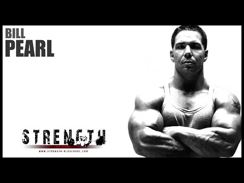Bodybuilding Legend - Bill Pearl Training