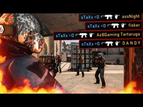 """ME SALTAN TODOS!"": Global Offensive #271 -sTaXx"