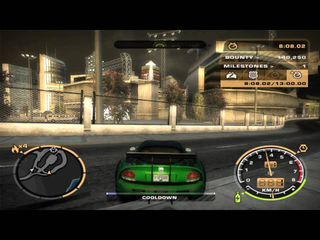 PC Longplay [353] Need For Speed Most Wanted 2005 (part 6 of 6)
