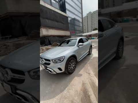 Mercedes-Benz GLC Coupé híbrida conectable