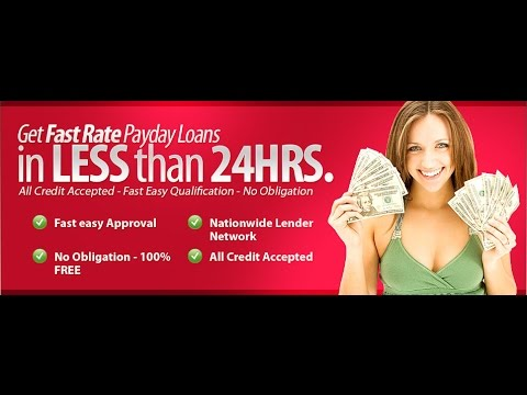 Bad Credit Payday Loans Online 100% Instant and Secure Loans Guaranteed (mishalimona) - YouTube